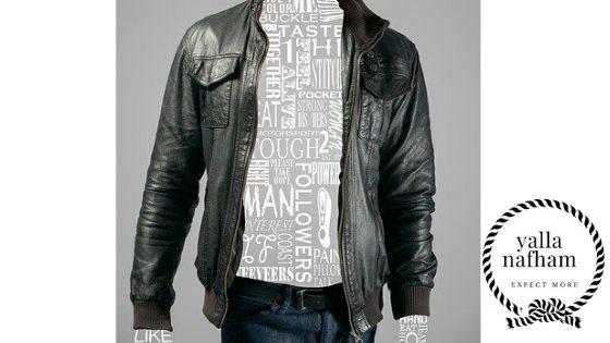 فن اختيار الجواكيت لملابس الرجال .