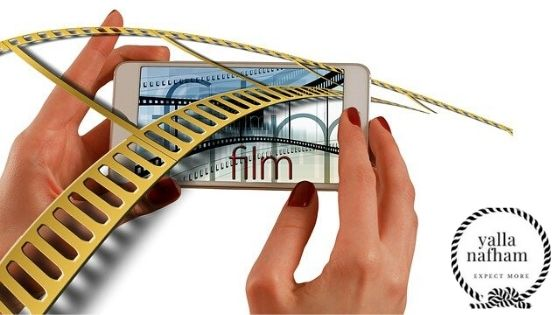 برامج دمج الصور مع الاغاني للايفون مجانا
