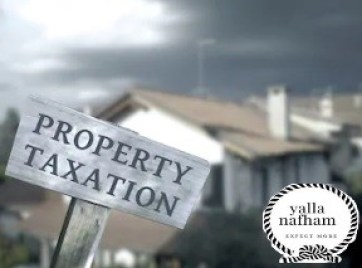 الضرائب العقارية على المالك ام المستأجر
