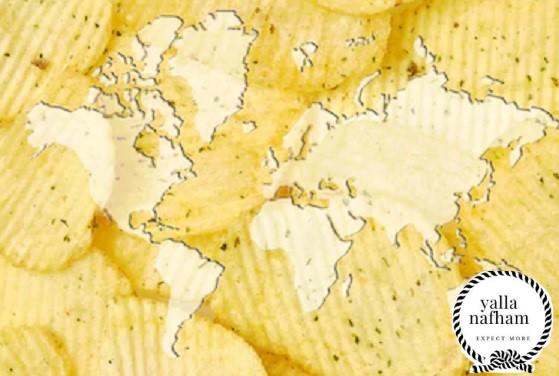 محطات تصدير البطاطس في مصر