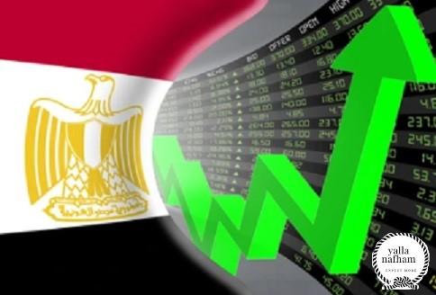 الاسهم الاكثر نشاطا فى البورصة المصرية