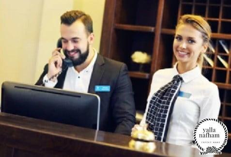وظائف فندق الماسة العاصمة الادارية الجديدة