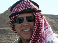 Ricardo of Arabia (aka Rich Davis)