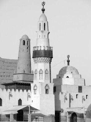 Abu el Haggag Mosque, Luxor, Egypt, photo by Jason Hedrick