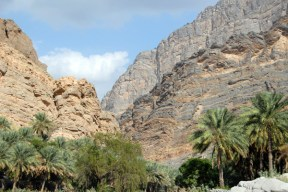 Jebal Shams, Oman, photo courtesy of Elite Tourism
