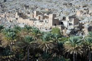 mountain village, Oman, photo courtesy of Elite Tourism