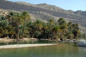 wadi, Oman, photo courtesy of Elite Tourism