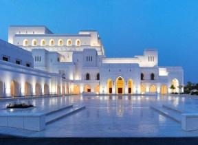 Royal Opera House of Muscat, Oman