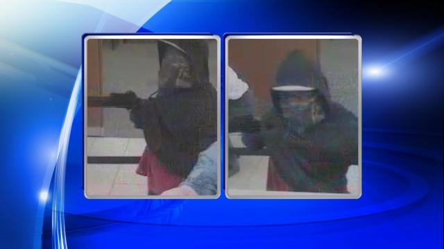 Tis The Season Goldsboro's Wells Fargo Is Robbed In Broad