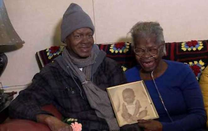 Kentucky Woman Reunited With Her Son 55 Years After He Was Kidnapped By Babysitter