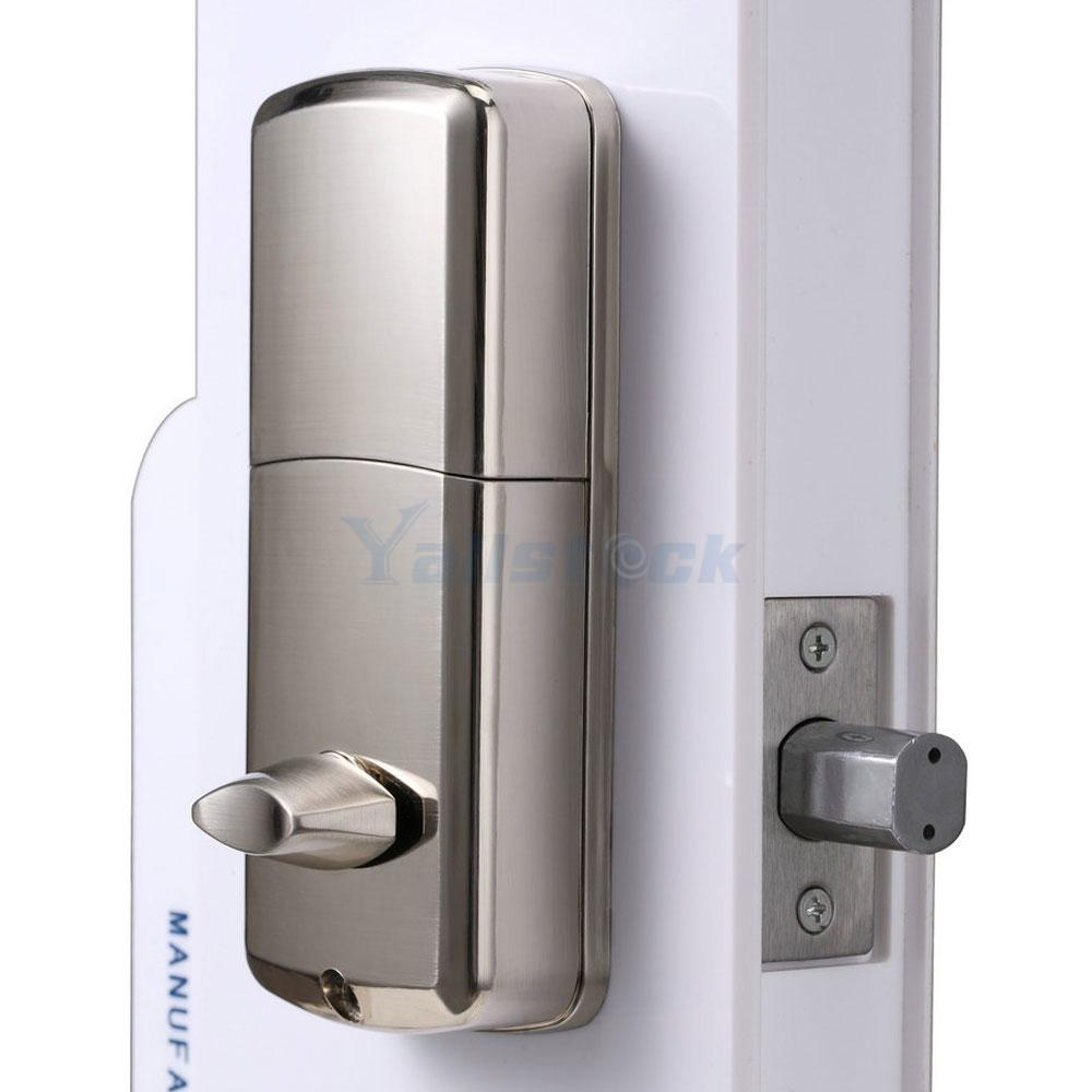 Keyless Entry Deadbolt Smart Electronic Bluetooth Keypad
