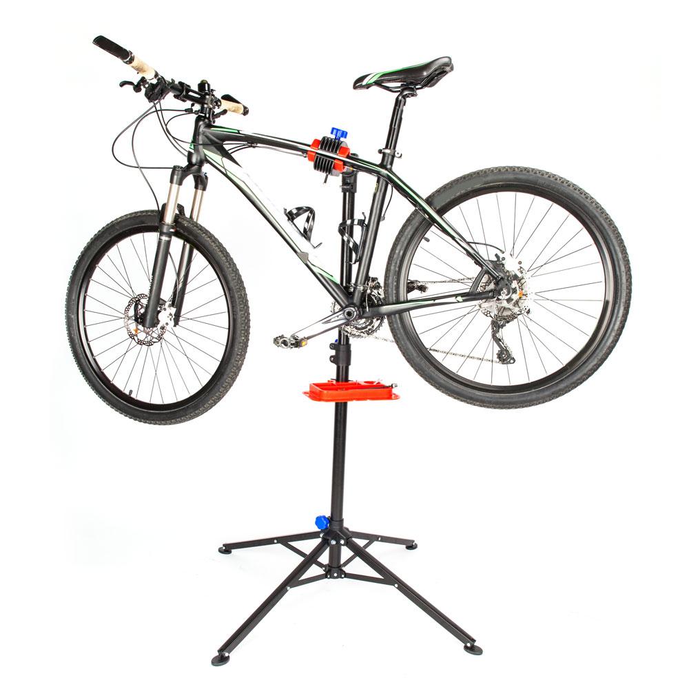 Bike Repair Workstand Adjustable Rack Repair Stand Cycle