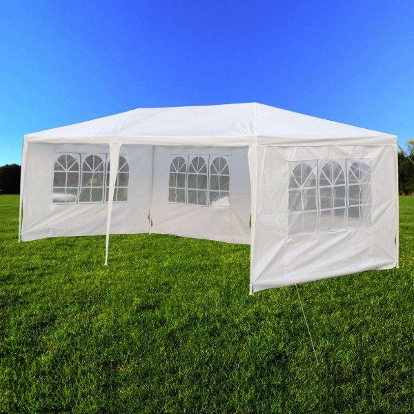 10 X 20 Wedding Party Tent Gazebo Canopy with Sidewalls