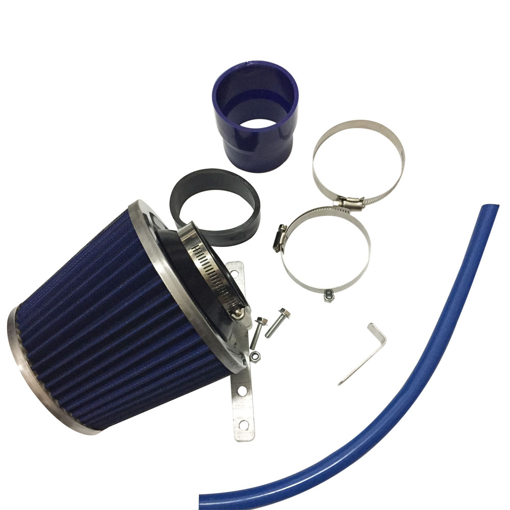 hight resolution of cold air intake kit blue filter for honda 92 95 civic 93 97 del sol 1 5 1 6l