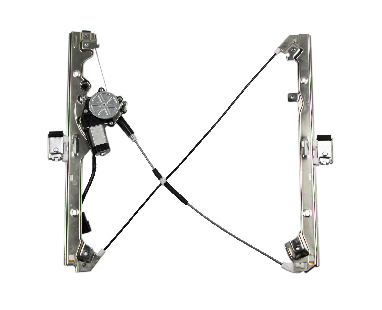 Power Window Regulator w/Motor Front Driver Side for 99