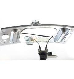 front driver side power window regulator with motor for chevy monte carlo 00 07 [ 1200 x 1200 Pixel ]