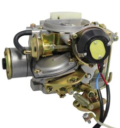 new carburetor carb for nissan 720 pickup 2 4l z24 engine 1983 1986 16010 21g61 [ 1000 x 1000 Pixel ]