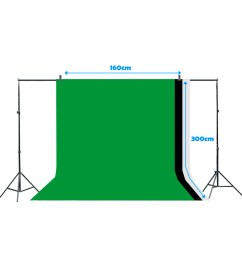 details about photo studio 3 softbox photography light stand continuous lighting kit 1000w [ 1024 x 1024 Pixel ]