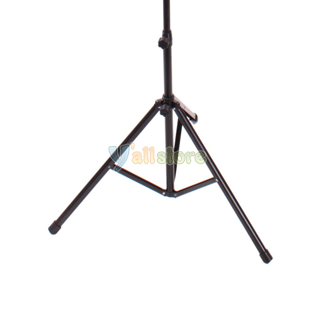 New Adjustable Protable Folding Music Sheet Stand for