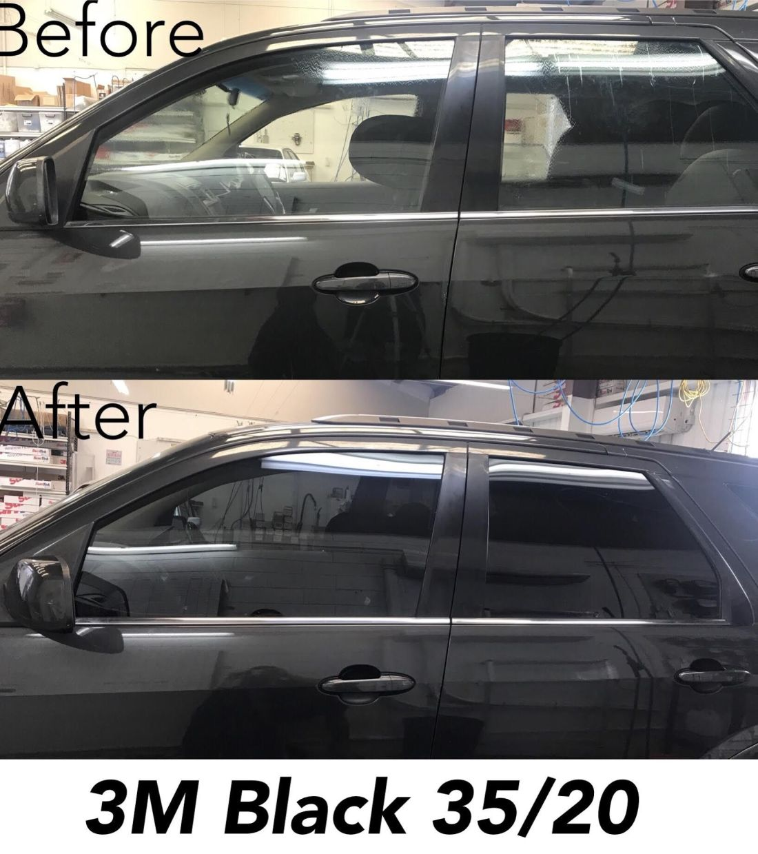 how much does it cost to tint car windows uk