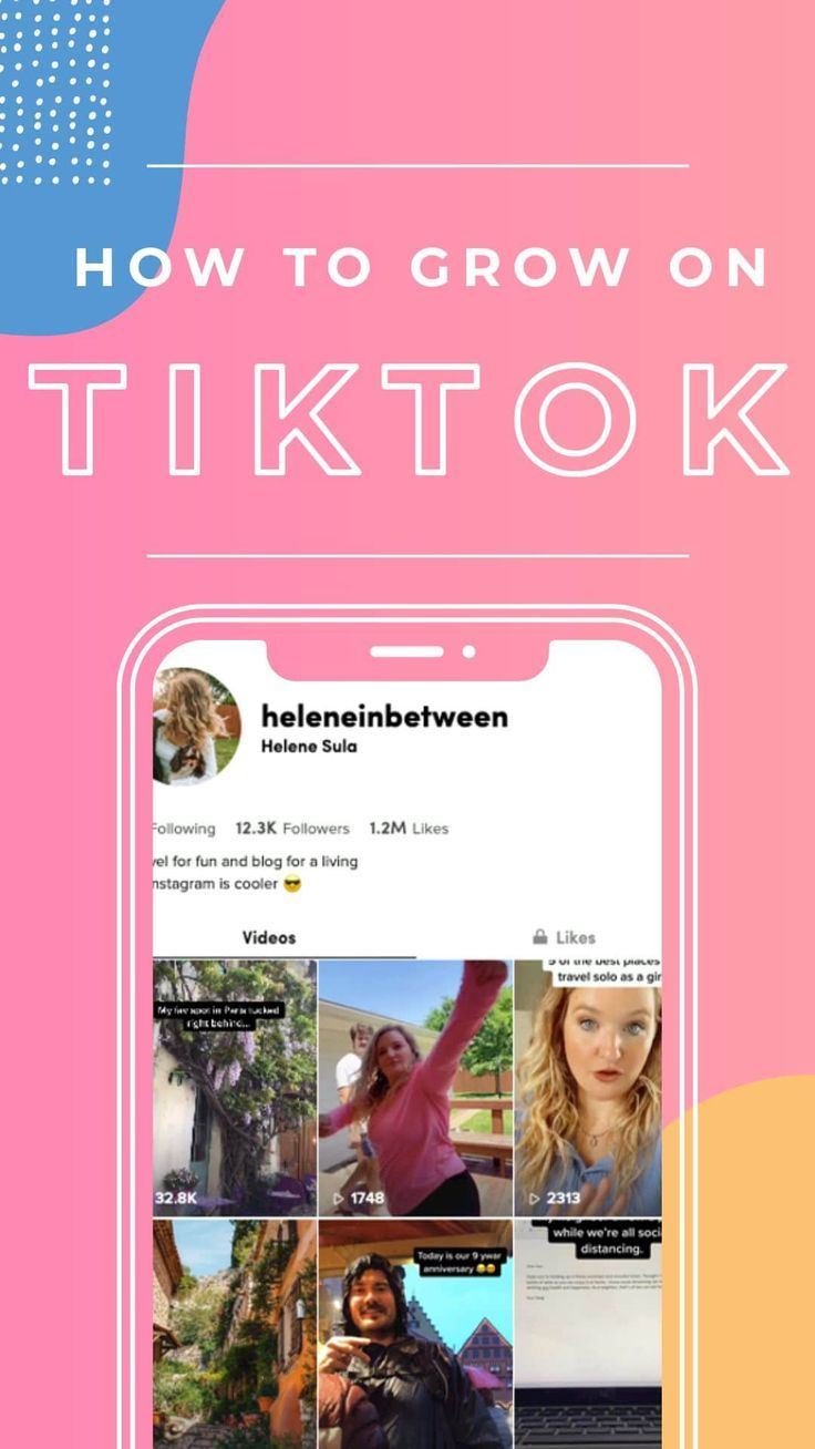 How to grow on tiktok and how i went viral 4 times in