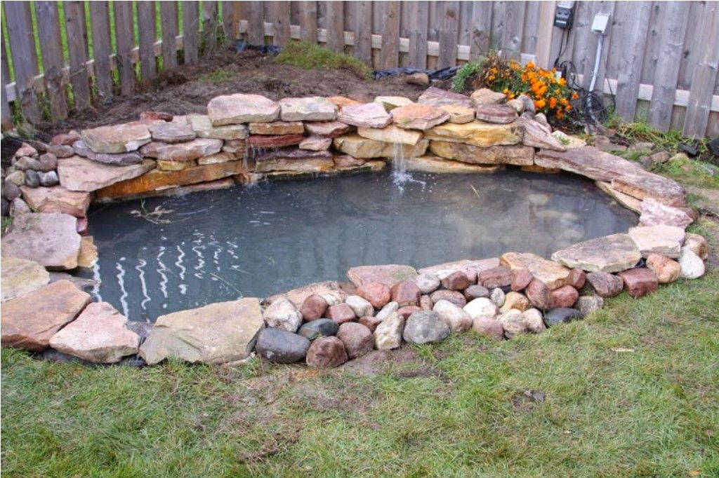 how to build a koi pond filter