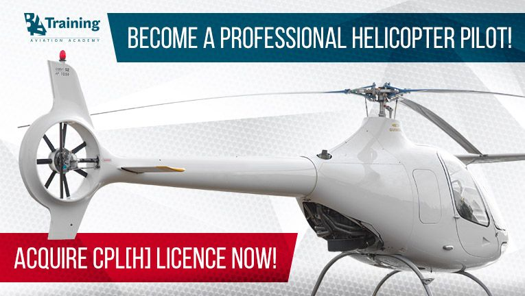 A professional helicopter pilot helicopter pilots