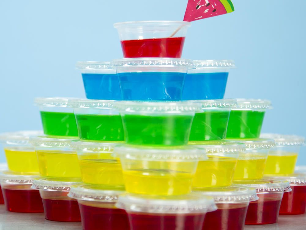 how to make strong jello shots that taste good