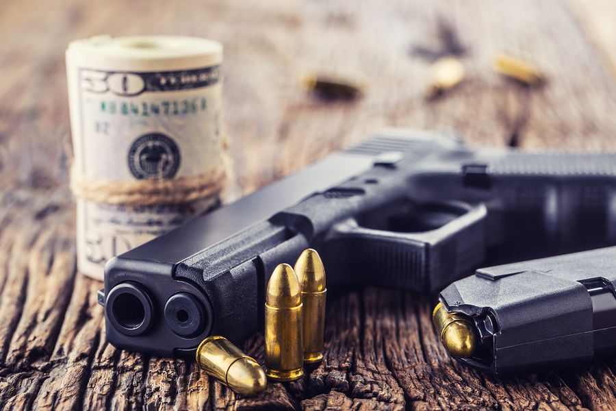 Armed robbery in sc fines penalties jail time armed