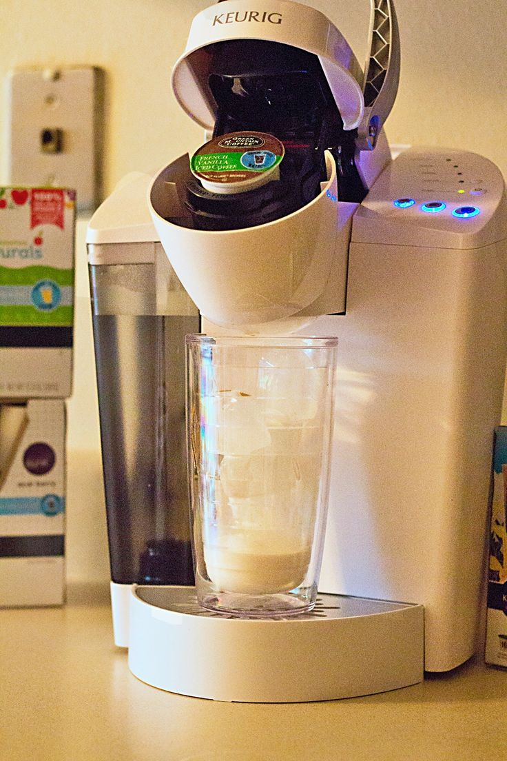 How to make iced coffee at home with keurig how to make