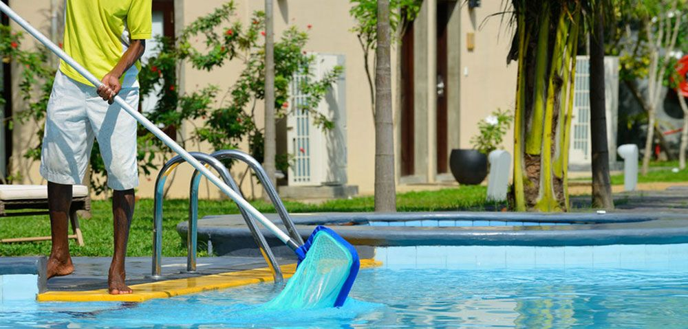 Cloudy swimming pool water how to clear cloudy pool water