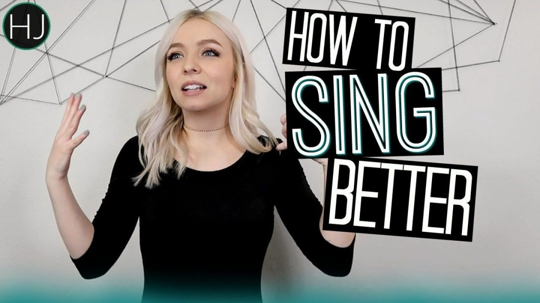 How to sing better tune t shirts for women