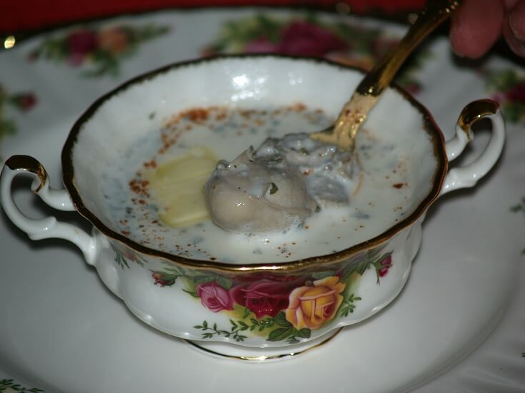 How to cook oysters cooked oysters oyster stew comfort