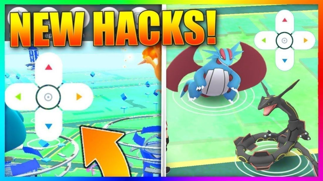 Latest pokemon go hack 2018 on android no root 100
