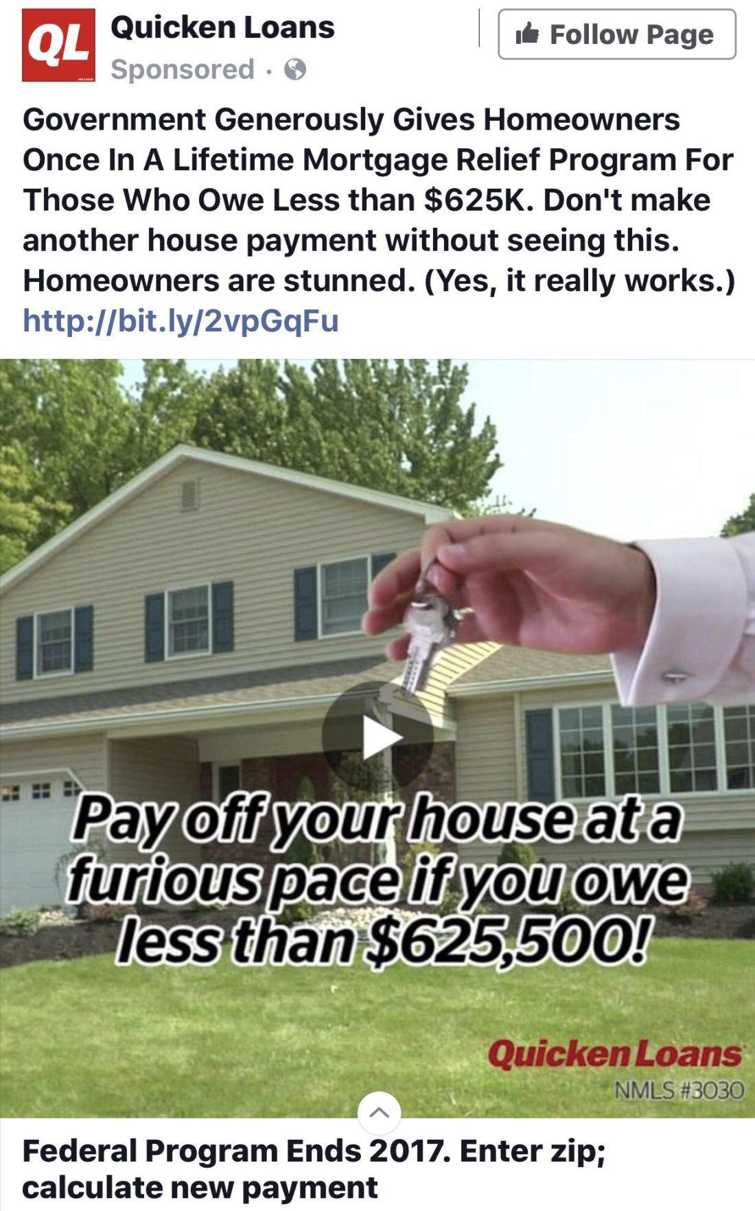 how long does it take to refinance a house with quicken loans