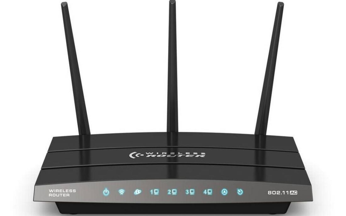 how to set up spectrum internet router