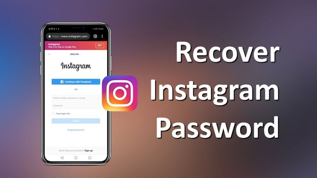 How to recover instagram password without email or phone