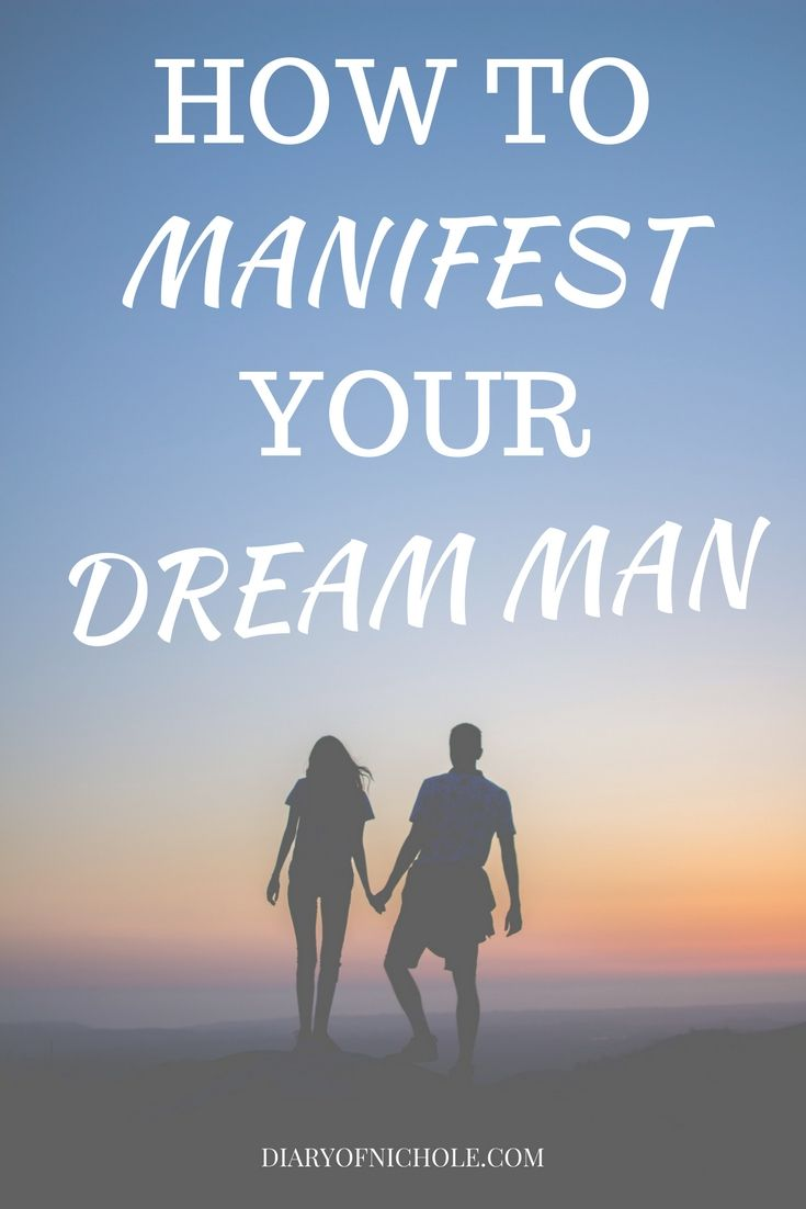 How to manifest a person into your life with images