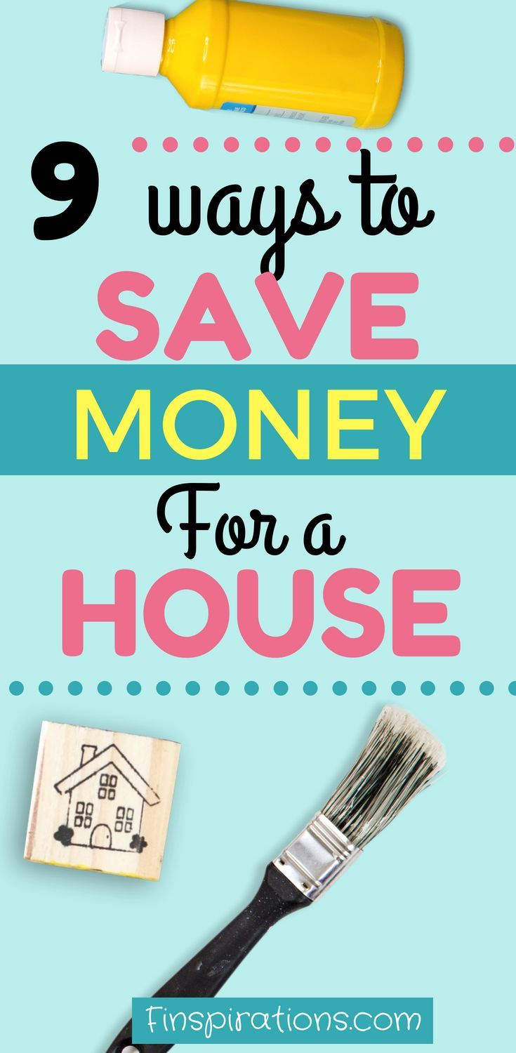 how much to save for a house down payment