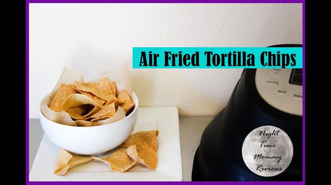 how to make tortilla chips in instant pot air fryer