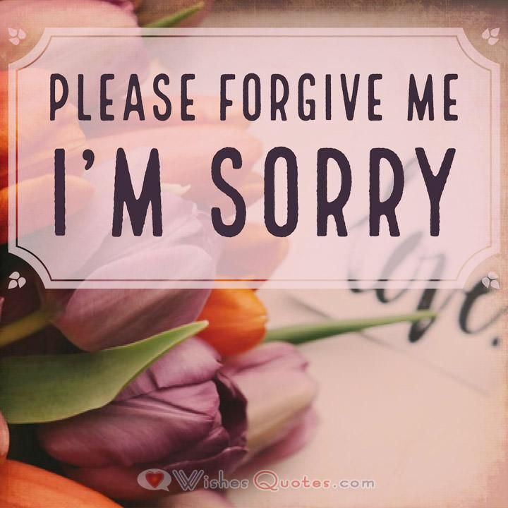 Apology love letter for your girlfriend by
