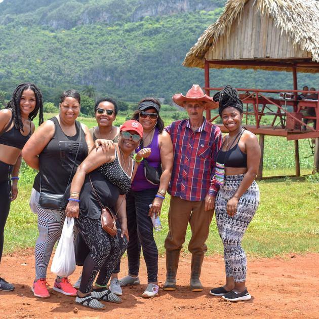 vacaciones de Yoga y cultura cubana