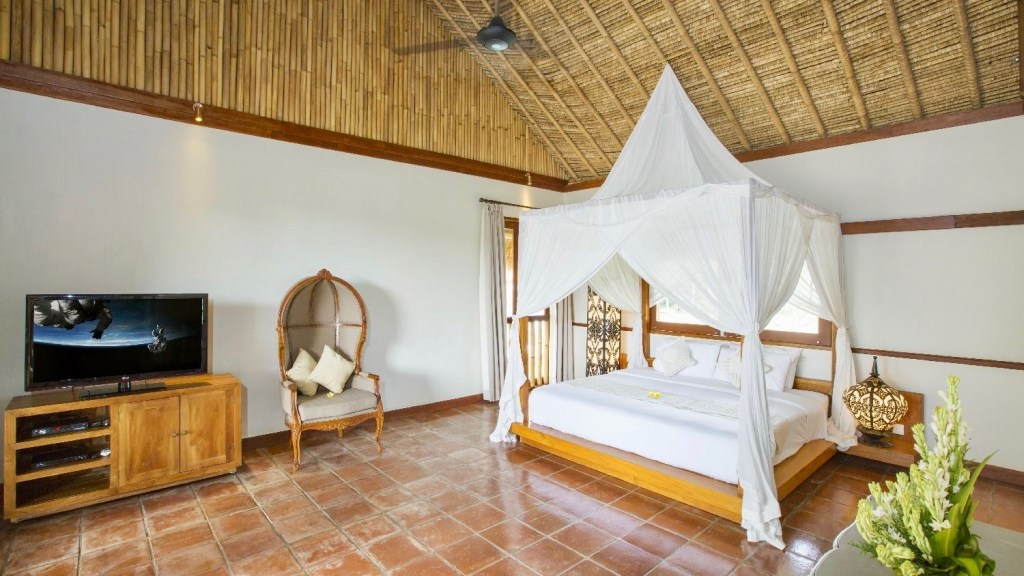 Adorable Balinese private Room with en-suite bathroom 1