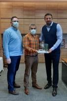 Şampiyon Semt77 Yalovaspor'dan Türkoğlu'na ziyaret