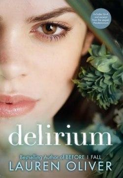 Delirium paperback
