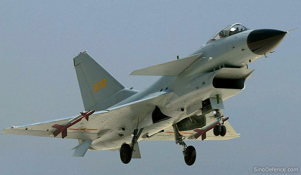 The best jet fighters from the USA, Russia, and China (3/3)