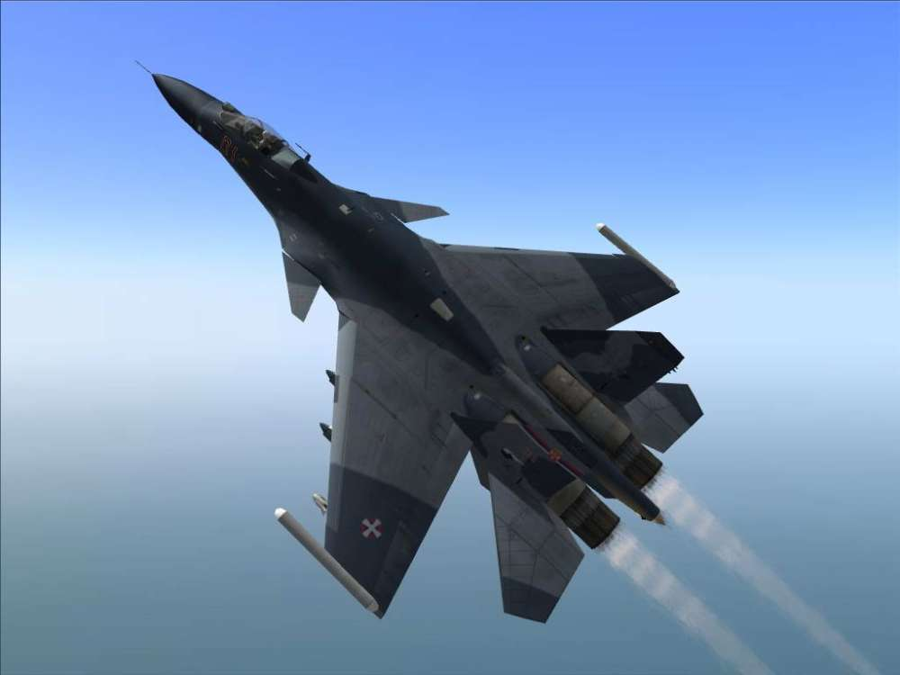 The best jet fighters from the USA, Russia, and China (2/3)