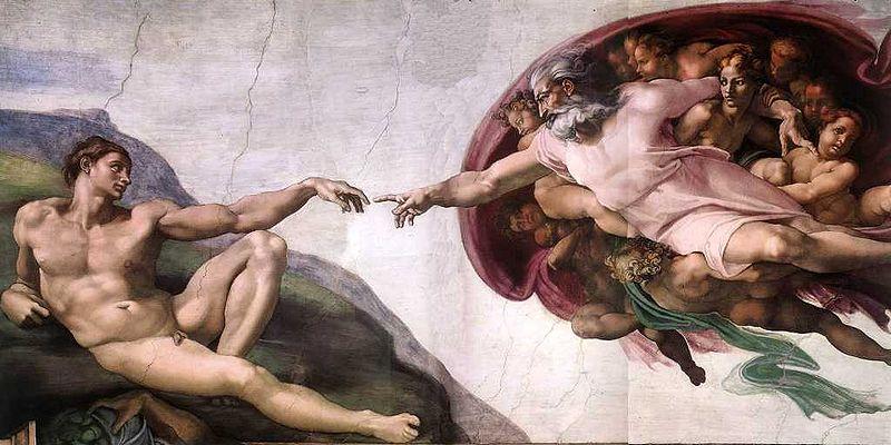 Teori penciptaan dan evolusi (1/2)