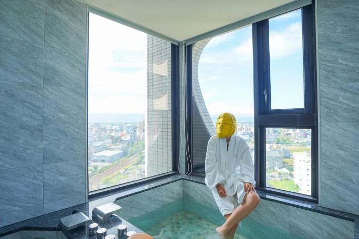 村却國際溫泉酒店︳設施完善,房間有雙湯池,親子和情侶宜蘭住宿推薦