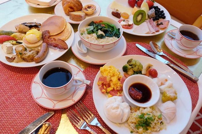 永利皇宮自助早餐